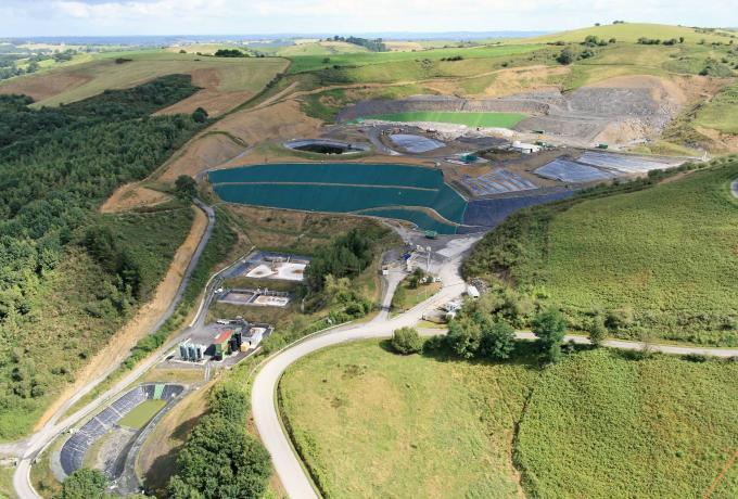 Landfill Engineering | FLI Geosynthetic Raw Nickel